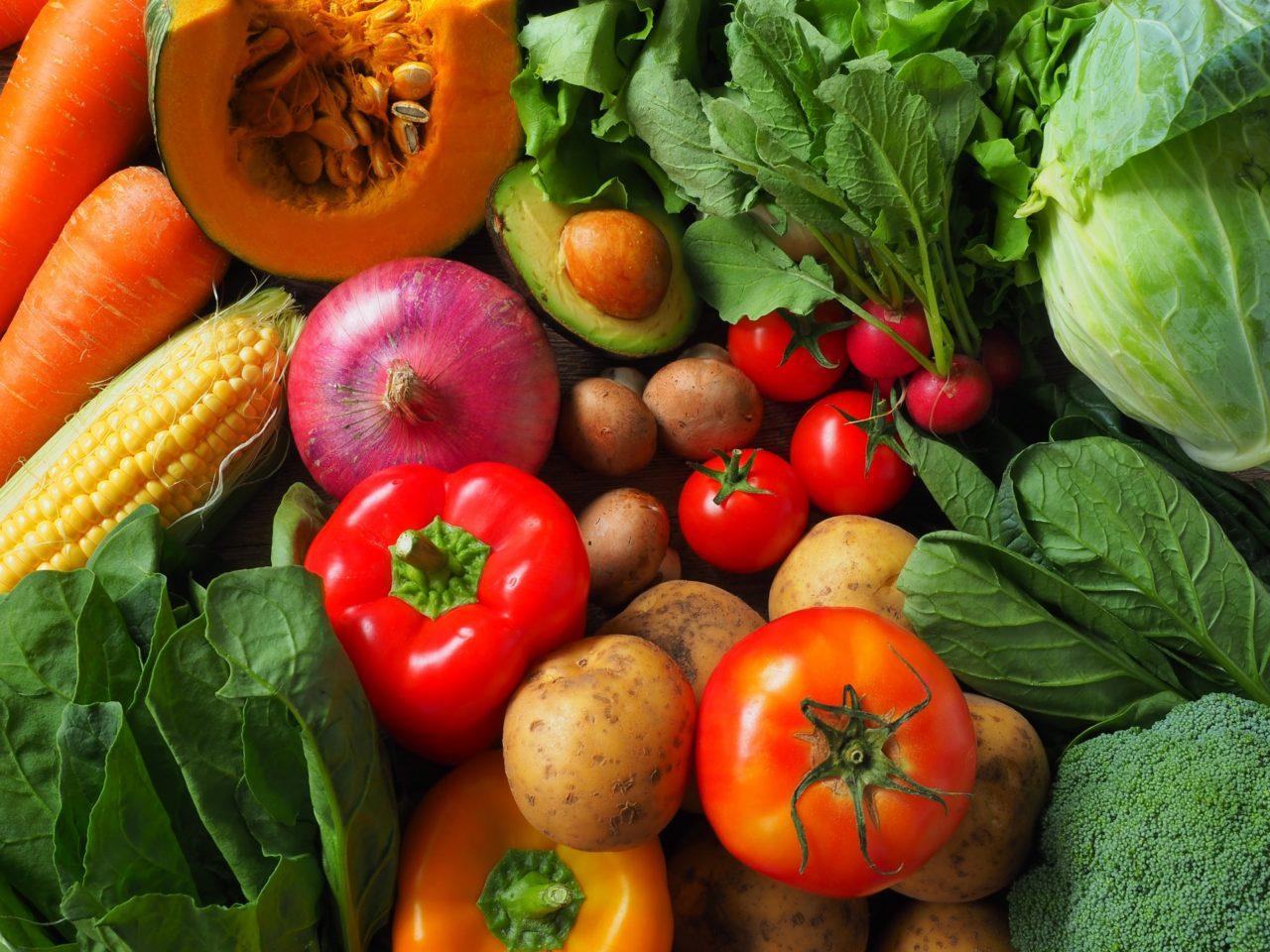 食物繊維に大事な野菜