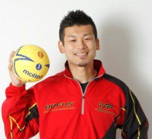 東 俊介選手プロフィール写真